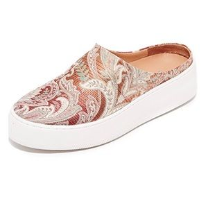 Free People Wynwood Slide Sneakers women's 9